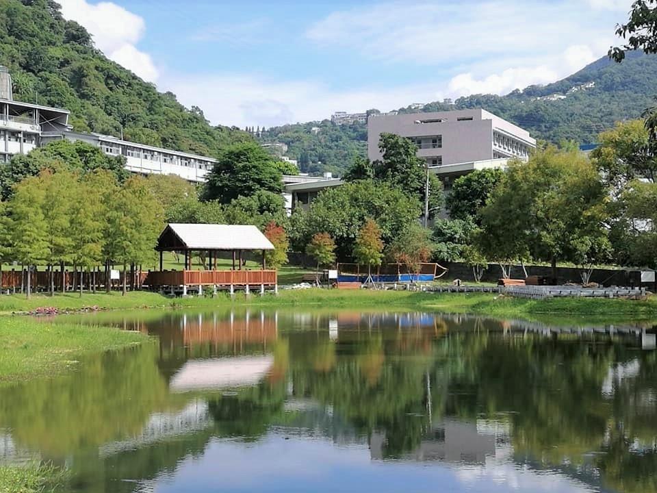 台北士林原住民文化主題公園 可賞落羽松的好停車漂亮公園